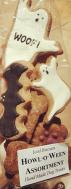 halloween dog biscuits