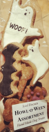 halloween dog biscuits